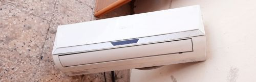Split AC 1 ton perfect