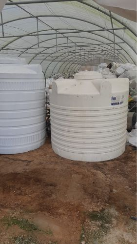 Small water tanks