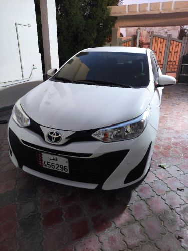 yaris 2019 sale or exchange with 4w 4x4 SUV