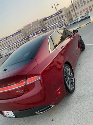 Lincoln MKZ 3.7 turbo