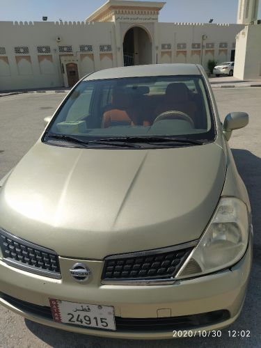 NISSAN TIDA JAPAN MADE 2007 MINT CONDITION