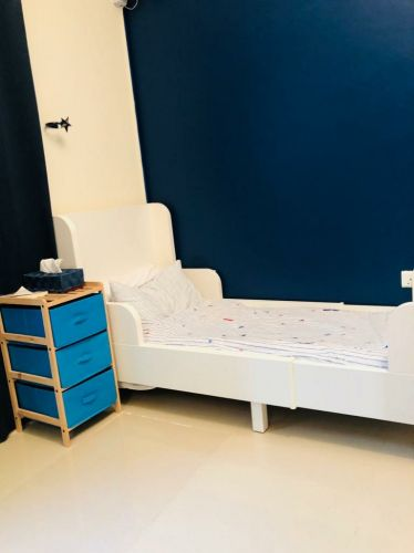 bed for kids with mattress