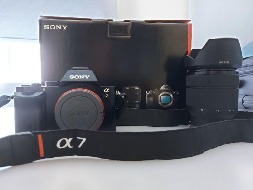 Sony a7 for sale