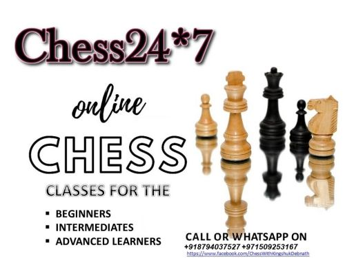 Chess - Online Classes