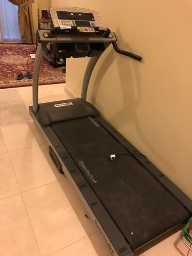 Sports art treadmill
