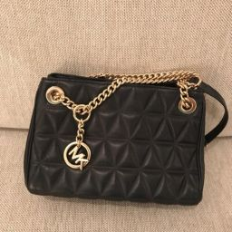 original MK bag black