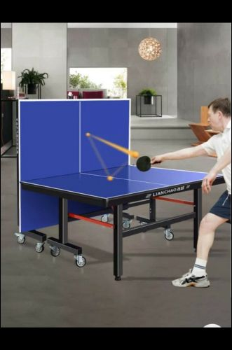 Table tennis high quality standard size