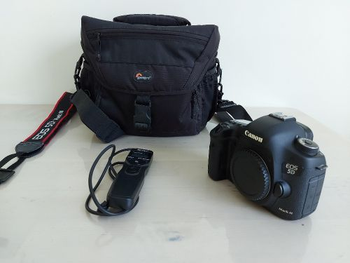 Canon 5d mark iii with remote