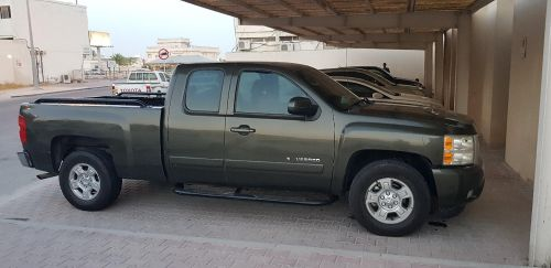 Silverado low mileage perfect condition