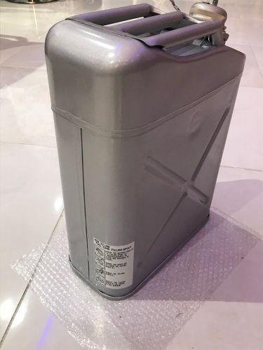 New Gasoline Canister