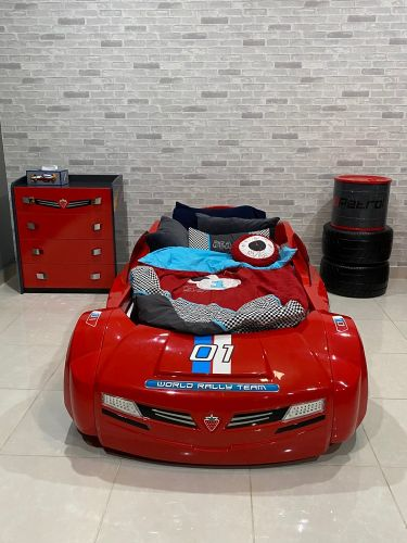 New Car Bed fully Equipment
