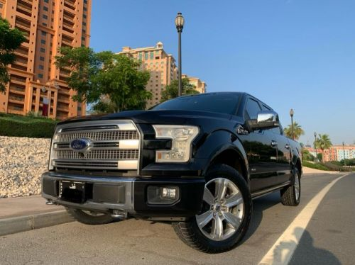 For Sale Ford F150 Platinum