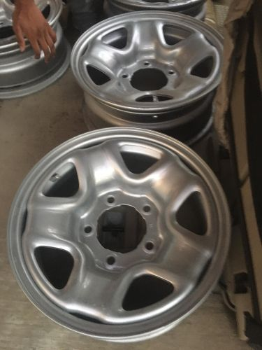 Land Cruiser rims