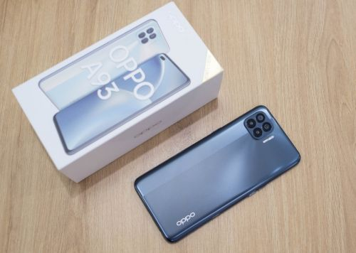 OPPO A93 latest model