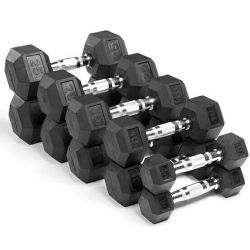 we dumbells all weights available