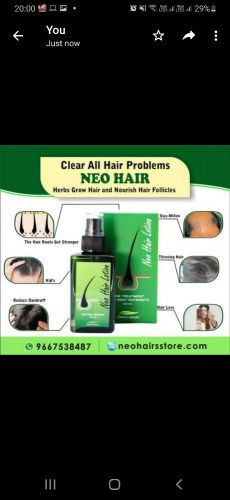 Solution All Hair problems