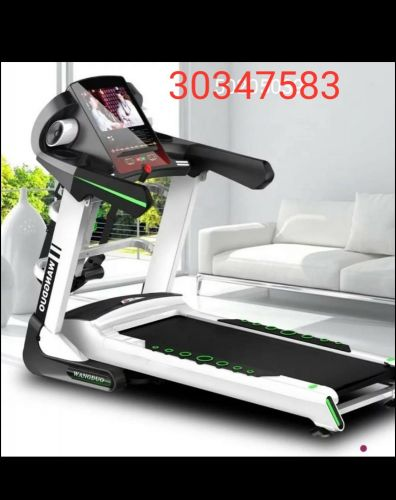 treadmill for sale brand new very good quality available in