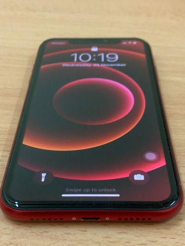 IPhone 11 Red edition