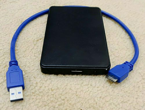 2.5 hdd to usb 3.0 external hard drive case
