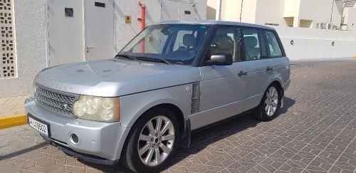 Range Rover HSE 5 litre supercharged