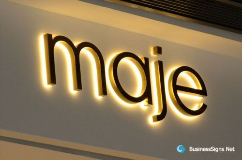 Glittet Graphics for all types of signboards