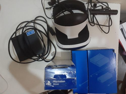 ps4 vr+camera+controller (negotiable price)