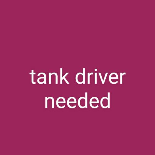 Trailer tanker drivers