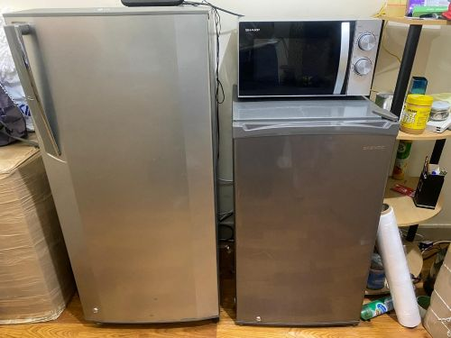 Fridge medium size