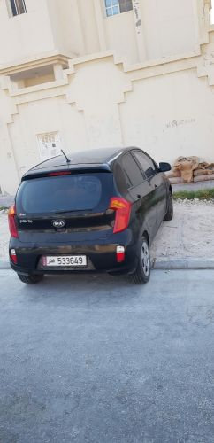 Kia Picanto 2013 Original Paint Excellent