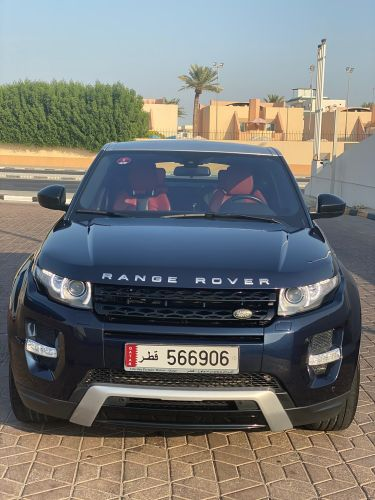 Land Rover Evoque Dynamic 2015