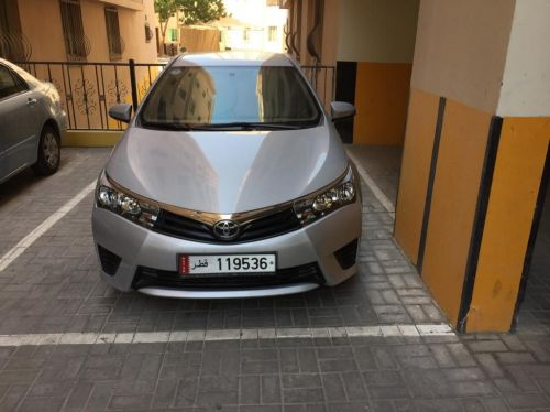 Toyota Corolla 2016 flr sale for traveling reasons