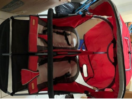 double/twins stroller for sale