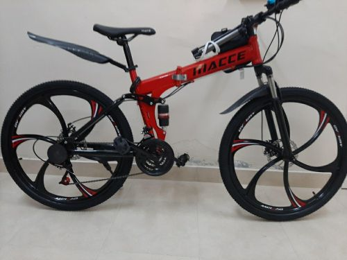 macce bicycle