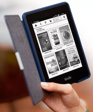 Kindle PaperwhiteFree 3G + Wi-Fi