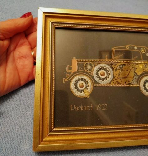 1927 Packard Horological Montage David of London Watch Part