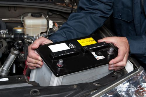free delivery and installation for car batteries qatar