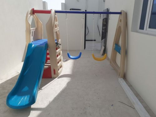 Baby Swing and Baby Sliding