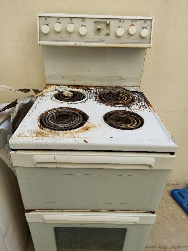 for sale 3 electric gas and oven