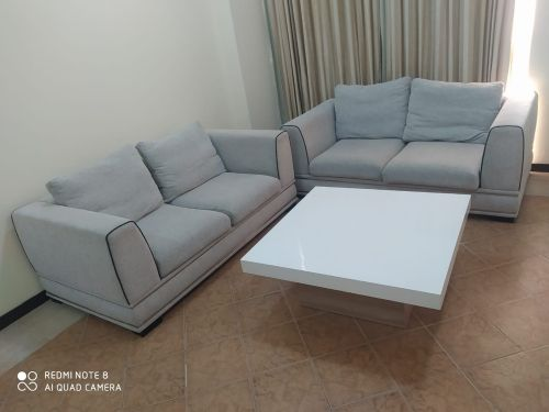 FOR SALE 5 SITTER SOFA SET