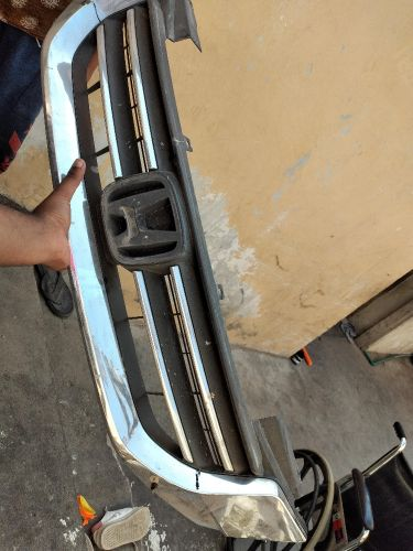 accord front grill