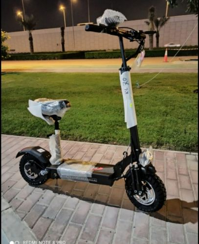 Smart Rechargeable scooter