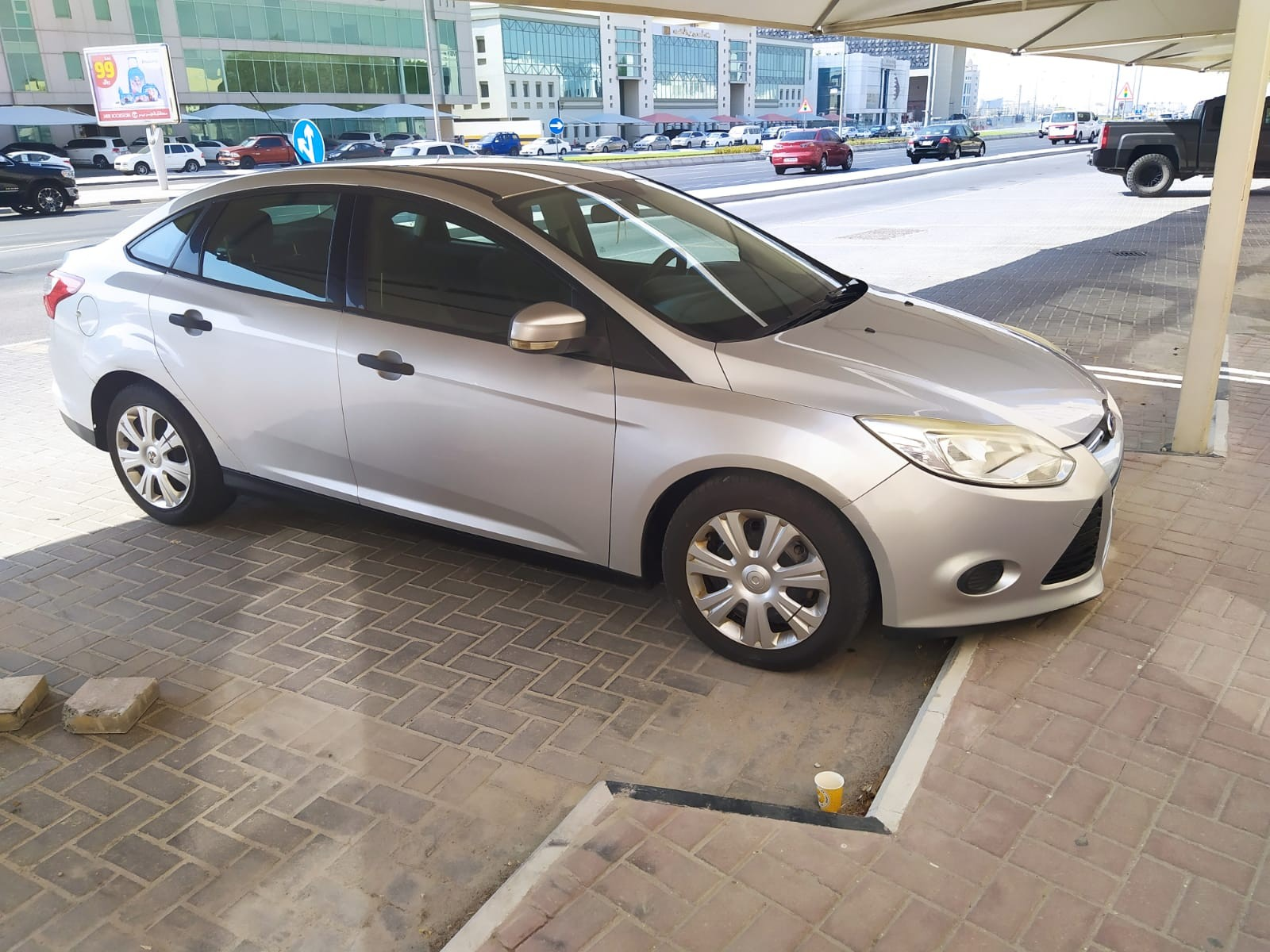 Ford Focus 2013 Model For Sale