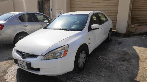 Honda Accord for sale Low KM