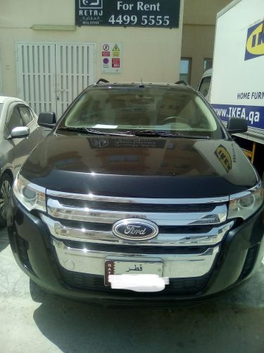 Ford edge only 19000 km