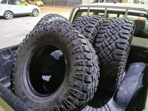 Good year tires in good condition