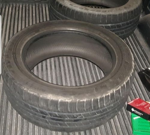 two tyres 285/20/50 Japan