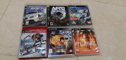 Ps3 games for adults and kids