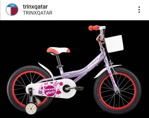 "TRINX 16"" PRINCESS NEW"