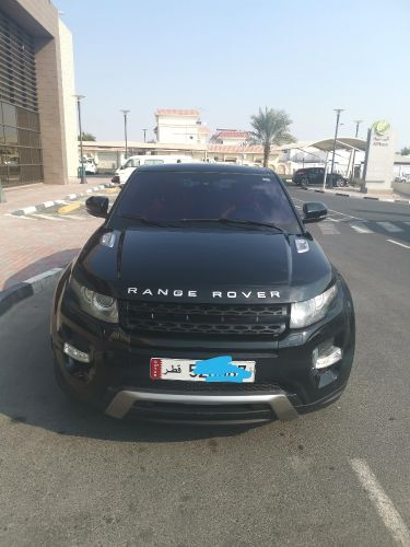Range Rover Evouqe spor UK for sale Full Option