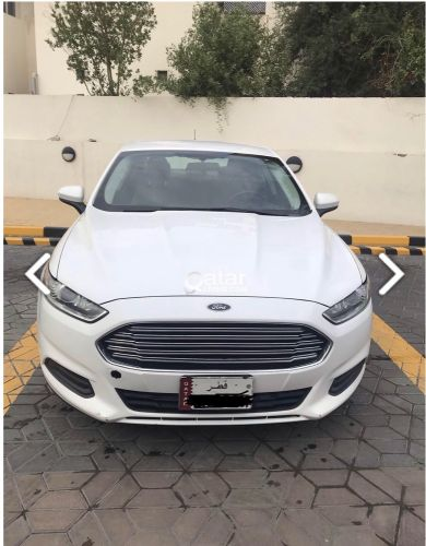 Ford Fusion 2016 perfect codition
